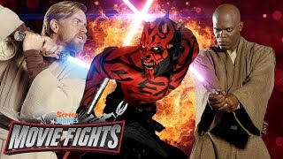 Download Greatest Lightsaber Fighter - Star Wars: MOVIE FIGHTS! Video