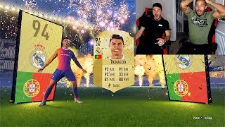 Download INSANE £1000 FIFA 18 PACK OPENING | FT. RONALDO AND MESSI GIVEAWAY!!! Video
