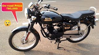 Download 100cc Bullet Classic | Price + MILEAGE ! ! ! Video