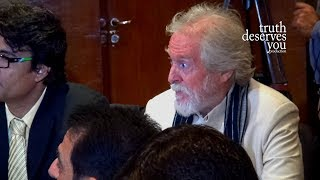 Download Angry Tom Alter Takes on Journalist Who Asks: How Do You Know Hindi So Well Video