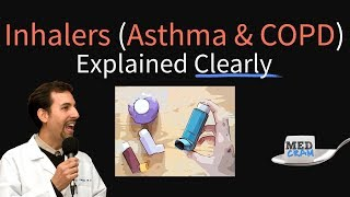 Download Inhalers (Asthma & COPD Treatment) Explained Clearly Video