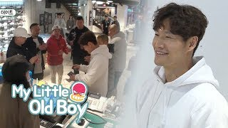 Download Jong Kook Buys Them Clothes and Shoes~ [My Little Old Boy Ep 85] Video