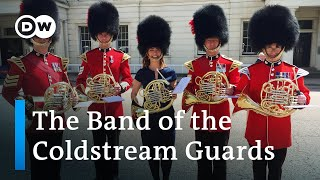 Download The Band of the Coldstream Guards | Sarah's Music Video