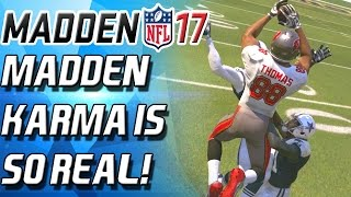 Download THE MOST BULLSH*T FINISH YOU'LL EVER SEE! - Madden 17 Draft Champs Video