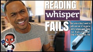 Download Reading Whisper Fails - Funny Confessions (Pt 1) | Alonzo Lerone Video