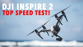 Download DJI Inspire 2 TOP SPEED TEST! Video