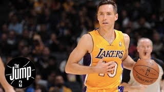 Download Making Steve Nash's case for the Hall of Fame | The Jump | ESPN Video