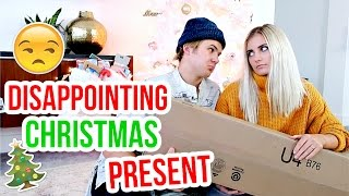 Download DISAPPOINTING CHRISTMAS PRESENT! :( Video