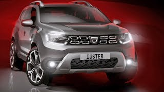Download Dacia Duster 2 (2018) Harder, Better, Stronger Video