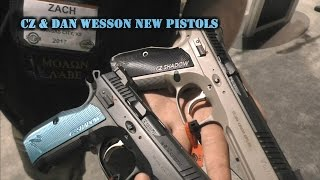 Download CZ & Dan Wesson New Pistols at SHOT Show 2017 Video
