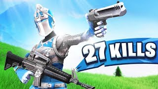 Download Ninja's Most INSANE Squads Match!! 27 Elims!! Video