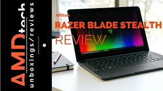 Download Razer Blade Stealth (Late 2016 Kaby Lake) Review: The Ultimate Ultrabook? Video