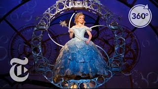 Download Floating Over Oz With Glinda | The Daily 360 | The New York Times Video