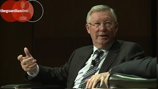 Download Sir Alex Ferguson on the importance of communication | Guardian Live Video