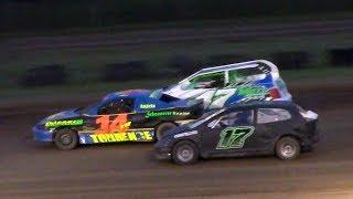 Download Mini Stock Heat Three   McKean County Family Raceway   6-16-18 Video