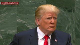 Download Trump touts ″America First″ agenda at U.N. General Assembly: Full speech Video