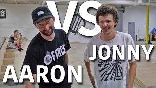 Download ANYTHING ON FLATGROUND COUNTS | AARON KYRO VS JONNY GIGER Video