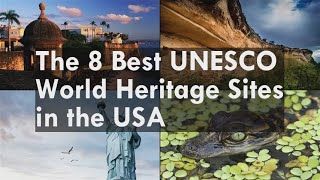 Download The 8 Best UNESCO World Heritage Sites in the USA Video