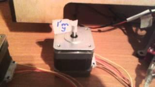 Download Stepper motor problem Video