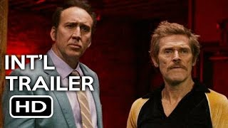 Download Dog Eat Dog Official International Trailer #1 (2016) Nicolas Cage, Willem Dafoe Crime Movie HD Video