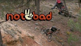 Download Not2Bad - Ryan Howard, Brandon Semenuk, Rachel Atherton - Anthill Films - Full Part [HD] Video