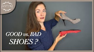 Download How to recognize good vs. bad quality shoes | Justine Leconte Video