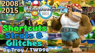 Download Mario Kart Wii - Shortcuts, Strats & Glitches Collection ~ 2008-2015 Video