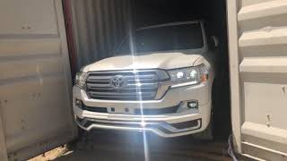 Download NEW 2018 TOYOTA LAND CRUISER GXR V6 Full Option Engine Gasoline | Redline Review-Car Shoping Video