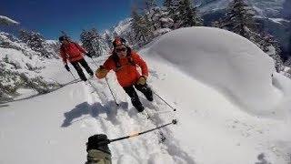 Download Quand les Skieurs se clashent Video