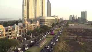 Download Lentera Media - Bukit Darmo Boulevard Surabaya Video