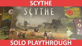 Download Scythe - Automa (Solo) Playthrough - Part 1 Video