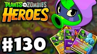 Download Green Shadow STRATEGY DECKS! - Plants vs. Zombies: Heroes - Gameplay Walkthrough Part 130 Video