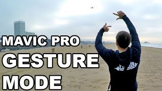 Download DJI MAVIC PRO - Gesture Mode - Testing & Samples Video