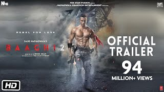 Download Baaghi 2 Official Trailer | Tiger Shroff | Disha Patani | Sajid Nadiadwala | Ahmed Khan Video