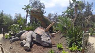 Download LA Zoo Dinosaurs Unextinct 2016 Video