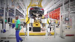 Download BMW Plant Rosslyn Shut Down, To Gear Up Video