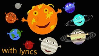 Download The Solar System Song (with lyrics) Video