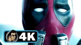 Download Bullet Countdown Scene - DEADPOOL Movie Clip (4K ULTRA HD) 2016 Video