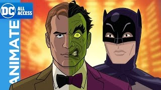 Download Adam West's Return to Batman & William Shatner's Two-Face Video
