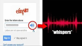 Download 9 Audio Captchas Too Creepy to Hear Video