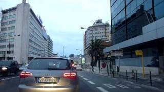 Download Driving in Lisbon, Portugal (1) Video