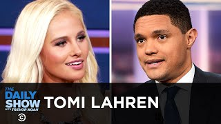 Download The Daily Show - Tomi Lahren - Giving a Voice to Conservative America on ″Tomi″ Video
