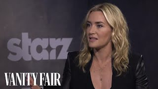 Download Kate Winslet Couldn't Stop Laughing During this Scene with Liam Hemsworth - The Dressmaker - TIFF Video