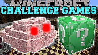 Download Minecraft: BRAIN CHALLENGE GAMES - Lucky Block Mod - Modded Mini-Game Video
