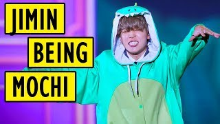 Download BTS Jimin Being a Living Mochi Video