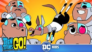 Download Teen Titans Go! | Adorable Cyborg | DC Kids Video