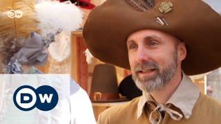 Download Kostümrausch beim Karneval in Venedig | Euromaxx Video