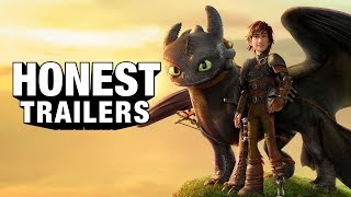 Download Honest Trailers - How to Train Your Dragon Video