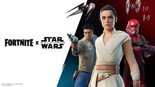 Download Fortnite X Star Wars - Gameplay Trailer Video