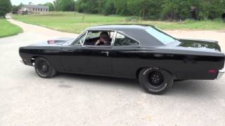 Download 1969 Roadrunner 440 six pack Dana disc Atlas Muscle Cars Video